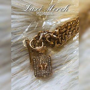 Jewelry - 🦋Perfume Pendant Necklace
